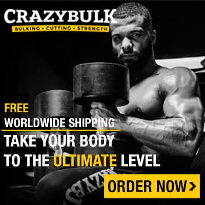 CrazyBulk Official Website