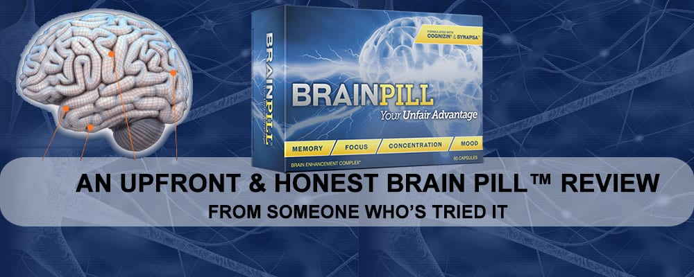 BrainPill Full Review